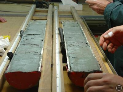 ANDRILL Sediment Core