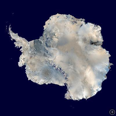Antarctica, Photo courtesy of NASA