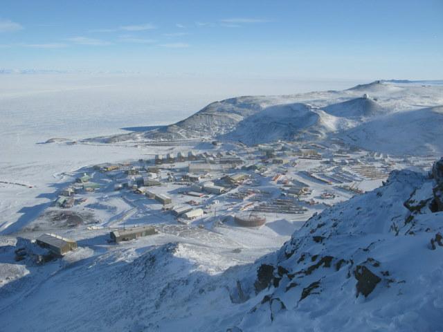Mcmurdo on Arctic Ecosystem