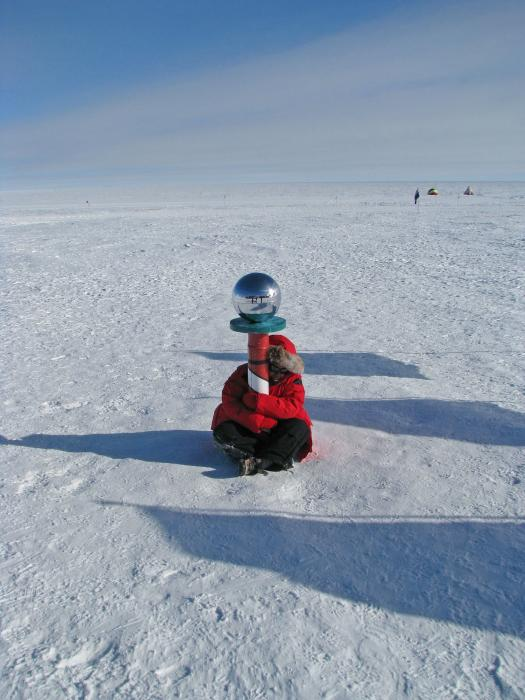 The South Pole And Beyond Ice Stories Dispatches From