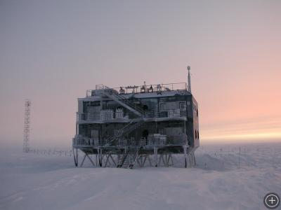 NOAA's Atmospheric Research Observatory.