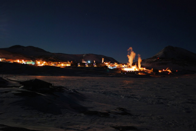 Image result for NIGHT PHOTOS IN ANTARCTICA