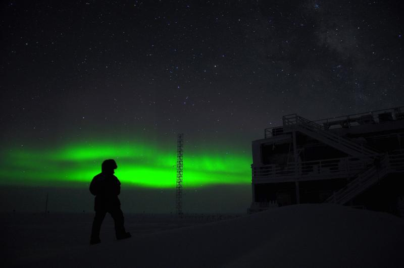 South Pole Nights Ice Stories Dispatches From Polar