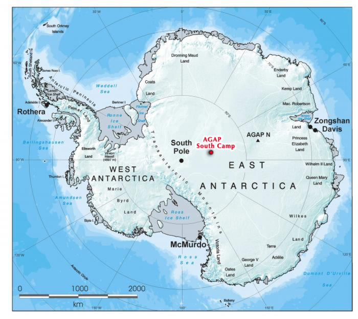 Mapping The Last Mountain Range On Earth Ice Stories Dispatches - Antarctica maps