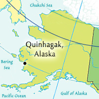 quinhagak dating site Quinhagak, alaska (ap) — eight years after archaeologists began excavating an ancient village outside of the alaska city of quinhagak, the small group of excavators and tribal leaders are racing against time to save what they can.